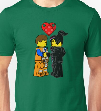 """""""We Snap Together Perfectly"""" Unisex T-Shirt"""