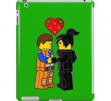 """""""We Snap Together Perfectly"""" iPad Case/Skin"""