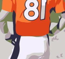 Manning Mania Sticker