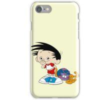 Bobby's World - Bobby & Webbly color iPhone Case/Skin