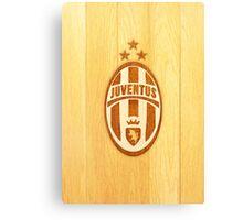 Juventus FC Canvas Print