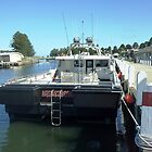 *Large Fishng Boat - Port Fairy, Vic. Aust.* by EdsMum