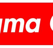 sigma chi supreme Sticker
