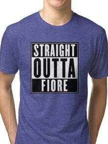 Fairy tail - Fiore Tri-blend T-Shirt