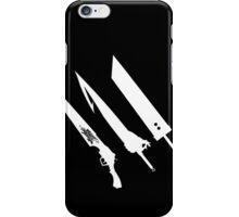 Final Fantasy Swords iPhone Case/Skin