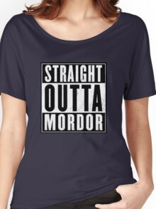 Lord of the rings - Mordor Women's Relaxed Fit T-Shirt