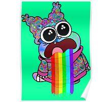 Trippy Chowder Poster