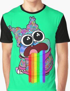 Trippy Chowder Graphic T-Shirt