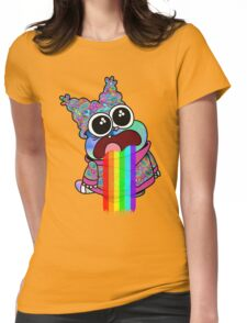 Trippy Chowder Womens Fitted T-Shirt
