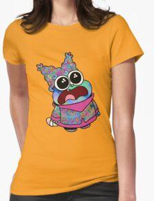 Trippy Chowder (No Rainbow) Womens Fitted T-Shirt