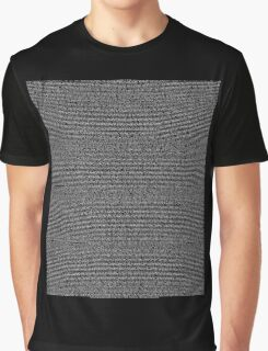 Bee Script All Movie in 1 - Black Graphic T-Shirt