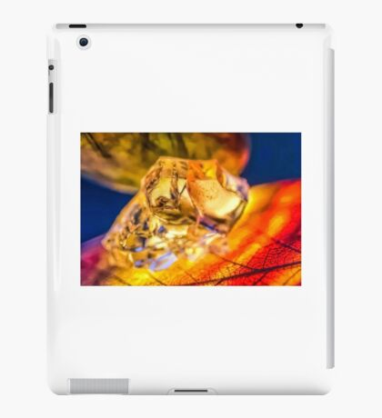 Veins of Distant Eyes iPad Case/Skin