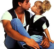 Uncle Jesse and Michelle Tanner by dimitrakonstan