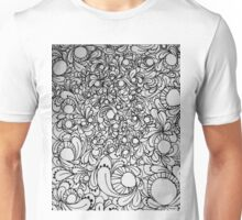 Growing, Flowing Unisex T-Shirt