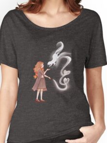 Be My Patronus Women's Relaxed Fit T-Shirt
