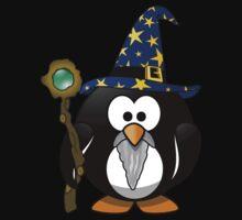 Penguin Warlock OZ One Piece - Long Sleeve