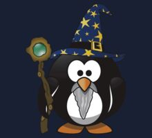 Penguin Warlock OZ Kids Tee