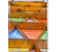 Cathedral Stained Glass iPad Case/Skin