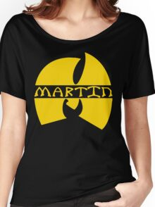 Martin Shkreli Wu Tang shirt edit Women's Relaxed Fit T-Shirt