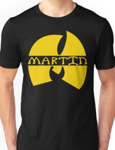 Martin Shkreli Wu Tang shirt edit Unisex T-Shirt