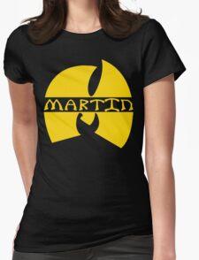 Martin Shkreli Wu Tang shirt edit Womens Fitted T-Shirt