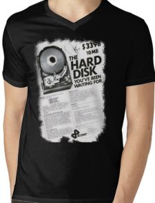 10 megabytes Mens V-Neck T-Shirt
