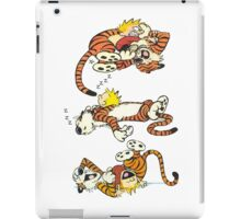 Calvin and Hobbes Cute  iPad Case/Skin