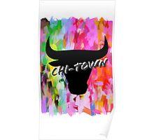Majestic Bulls Poster