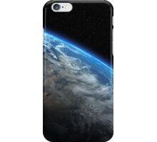 EARTH ORBIT iPhone Case/Skin
