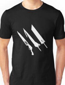 Final Fantasy Swords T-Shirt