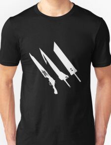 Final Fantasy Swords T-Shirt