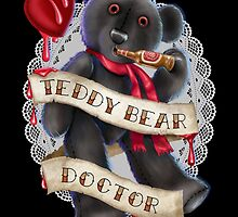 Teddy Bear Doctor by artsydenise