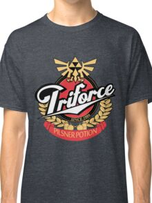 Legend Of Zelda Triforce Classic T-Shirt