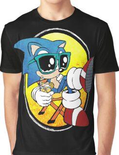 Sonic Chill Graphic T-Shirt