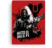 Hunter Master Race Canvas Print