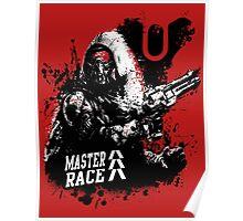 Hunter Master Race Poster