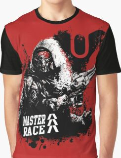 Hunter Master Race Graphic T-Shirt