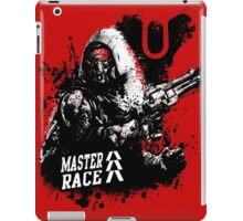 Hunter Master Race iPad Case/Skin