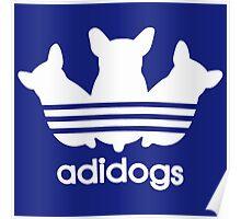 Adidogs Parody Poster