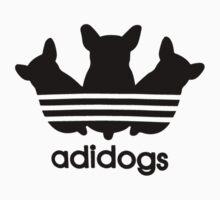 Adidogs Kids Tee