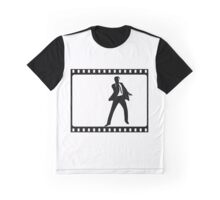 James Bond Film Cell Graphic T-Shirt