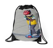 Accelerator, Brake, Clutch Drawstring Bag