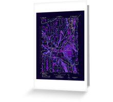 New York NY South Onondaga 136313 1943 31680 Inverted Greeting Card