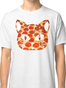 Pizza Cat Classic T-Shirt
