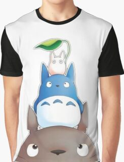 cute totoro  Graphic T-Shirt