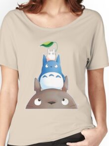 cute totoro  Women's Relaxed Fit T-Shirt
