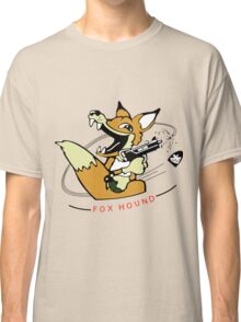 MGS - 90's Foxhound insignia Classic T-Shirt