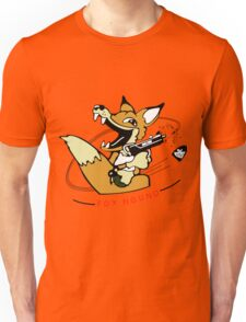MGS - 90's Foxhound insignia Unisex T-Shirt
