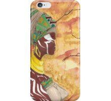 ebony queen iPhone Case/Skin