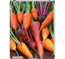 Harvest Organic Vegetables iPad Case/Skin